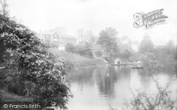 Shrewsbury, On The Severn 1904
