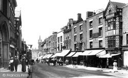 Shrewsbury, Pride Hill 1911