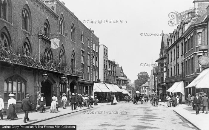 Shrewsbury photo