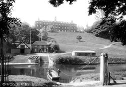 Shrewsbury, School And Ferry 1904