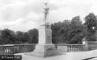 Shrewsbury, South African Memorial 1911