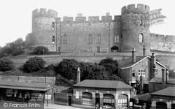 Shrewsbury, The Castle 1891