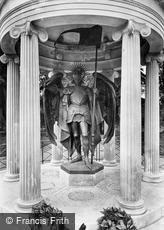 Shrewsbury, the Shropshire War Memorial 1923