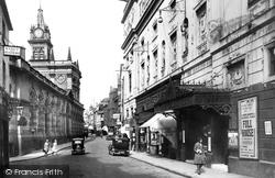 Shrewsbury, Theatre Royal 1931