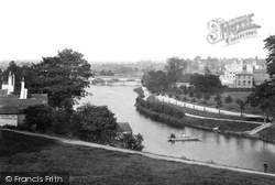 Shrewsbury, Welsh Bridge 1911