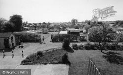 Shripney, Marigolds Caravan Park c.1960
