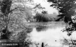 Becket Lake c.1965, Shrivenham