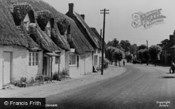 High Street c.1955, Shrivenham