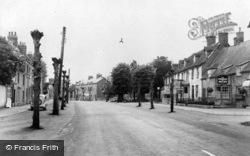High Street c.1960, Shrivenham