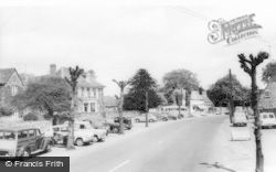 High Street c.1965, Shrivenham