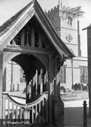 The Lychgate c.1955, Shrivenham