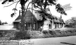 The Memorial Hall c.1965, Shrivenham