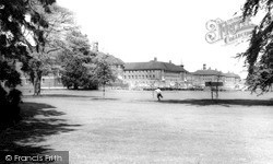 The Royal Military College Of Science c.1965, Shrivenham