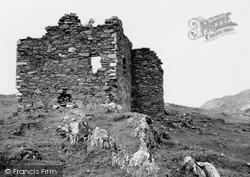 Shuna Island, Shuna Castle 1959