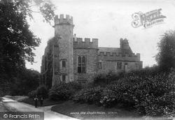 Old Shute House 1902, Shute
