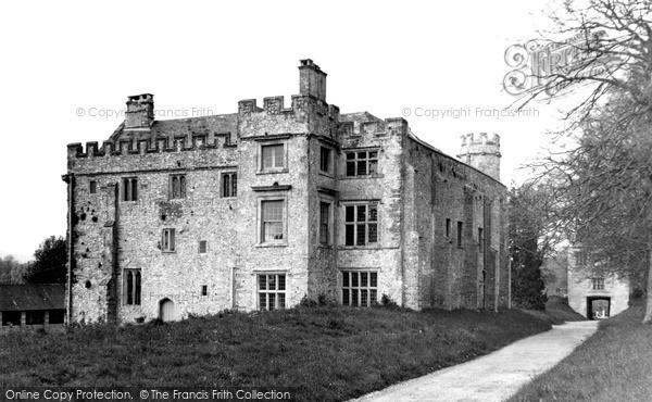 Shute, Old Shute House c1955