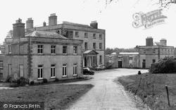 Shute School c.1955, Shute