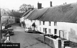 Sidbury, Bridge Street c.1955