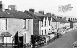 Sidbury, Burnt Oak c.1955