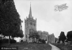 Sidbury, Church Of St Giles 1906