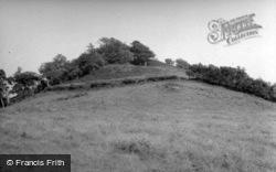Sidbury Castle 1958, Sidbury
