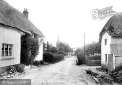 Sidbury, Village 1906