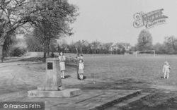 Children In Marlborough Park c.1955, Sidcup