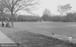 Children In Willersley Park c.1955, Sidcup