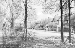 Haddon Grove c.1955, Sidcup