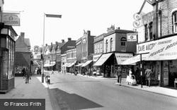 High Street c.1965, Sidcup