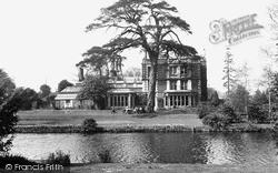 Lamorbey Park c.1955, Sidcup