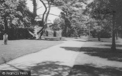 Lamorbey Park c.1965, Sidcup