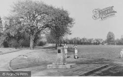 Marlborough Park c.1955, Sidcup