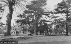 Sidcup Place c.1955, Sidcup