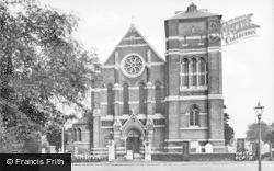 St John's Church c.1950, Sidcup