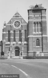 St John's Church c.1955, Sidcup