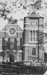 St John's Church c.1960, Sidcup