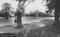 The Green c.1960, Sidcup
