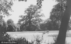 The Green c.1965, Sidcup