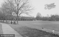 Willersley Park c.1955, Sidcup