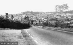 General View c.1960, Sidford