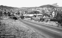 Sidford, Stevens Cross c.1960