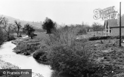 The River Sid c.1955, Sidford