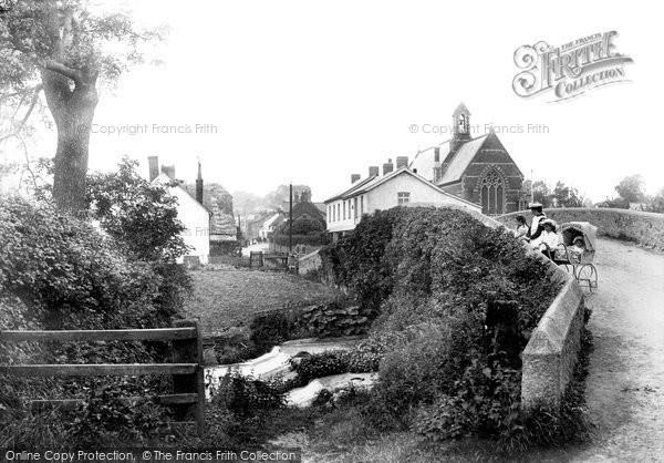 Photo of Sidford, Village 1906, ref. 53847