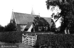 Sidlow, Emmanuel Church 1890