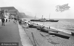 Sidmouth, 1904
