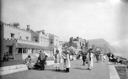 Sidmouth, 1924