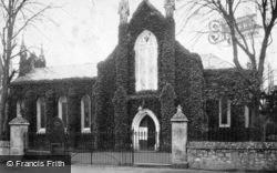 All Saints Church c.1900, Sidmouth