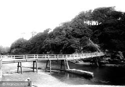 Sidmouth, Alma Bridge 1895