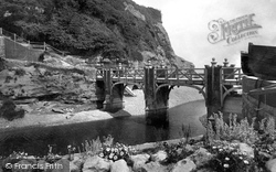 Sidmouth, Alma Bridge 1931